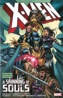 X-Men: A Skinning of Souls, Paperback Book