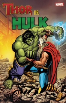 Thor Vs. Hulk, Paperback / softback Book