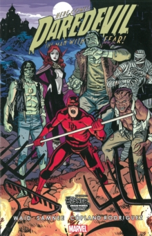 Daredevil By Mark Waid Volume 7, Paperback Book