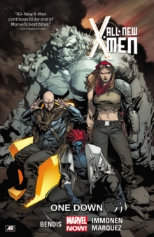 All-new X-men Volume 5: One Down (marvel Now), Paperback Book