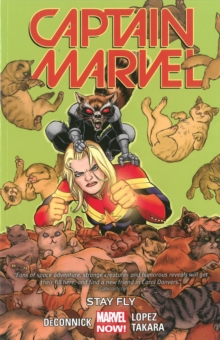 Captain Marvel Volume 2: Stay Fly, Paperback / softback Book