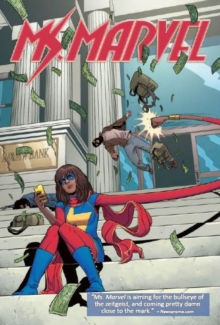 Ms. Marvel Volume 2: Generation Why, Paperback Book