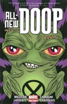 All-new Doop, Paperback / softback Book