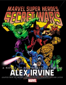 Secret Wars Prose Novel, Hardback Book