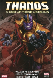 Thanos: A God Up There Listening, Hardback Book
