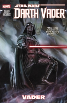 Star Wars: Darth Vader Volume 1 - Vader, Paperback Book