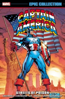 Captain America Epic Collection: Streets Of Poison, Paperback Book