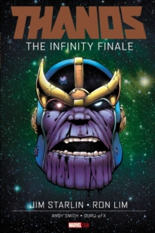 Thanos: The Infinity Finale, Hardback Book