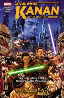 Star Wars: Kanan: The Last Padawan Vol. 1, Paperback / softback Book