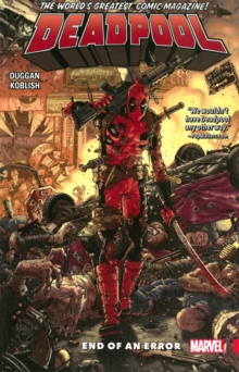 Deadpool: World's Greatest Vol. 2 - End Of An Error, Paperback Book