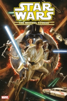 Star Wars: The Marvel Covers Volume 1, Hardback Book