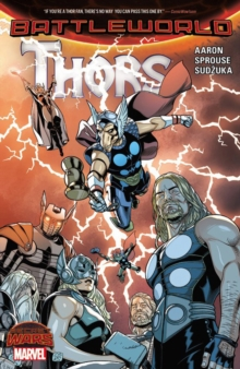 Thors, Paperback / softback Book