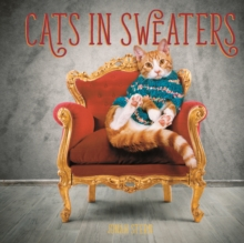 Cats in Sweaters, Hardback Book