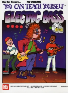 You Can Teach Yourself Electric Bass, Paperback Book