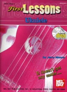 First Lessons Ukulele, Paperback Book