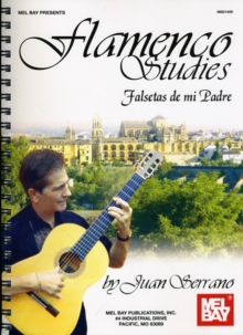Flamenco Studies : Falsetas De Mi Padre, Spiral bound Book
