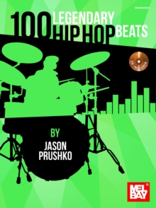 100 Legendary Hip Hop Beats, Paperback Book