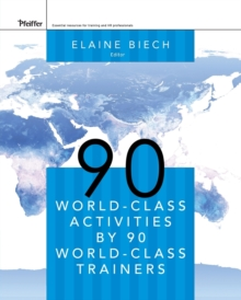 90 World-class Activities By 90 World-class Trainers, Paperback / softback Book