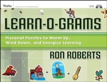 Learn-O-Grams : Pictorial Puzzles to Warm Up, Wind Down, and Energize Learning: w/CD-ROM, Paperback / softback Book