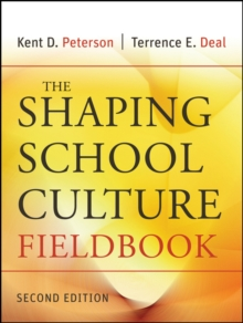 The Shaping School Culture Fieldbook, Paperback Book