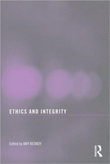 Ethics And Integrity In Libraries, Paperback / softback Book