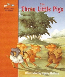 Three Little Pigs, Hardback Book
