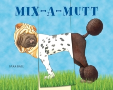 Mix-a-Mutt, Board book Book