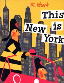 This is New York, Hardback Book