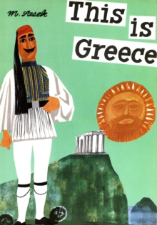 This is Greece, Hardback Book