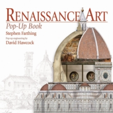 Renaissance Art Pop-up Book, Hardback Book