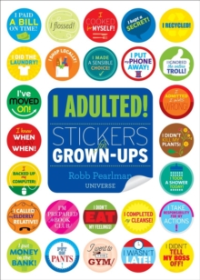I Adulted!, Hardback Book