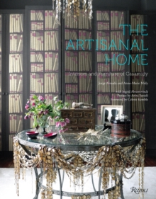 Artisanal Home : Interiors and Furntiure of Casamidy, Hardback Book