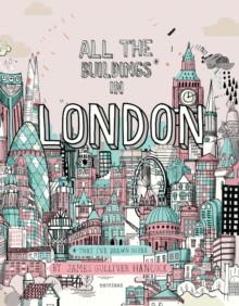 All the Buildings in London : That I've Drawn So Far, Hardback Book