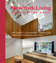 New York Living : Re-Inventing Home, Hardback Book
