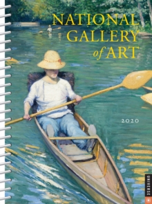 National Gallery of Art 2020 Diary Planner, Diary Book