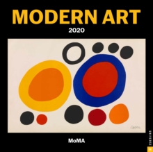 Modern Art 2020 Mini Wall Calendar, Calendar Book