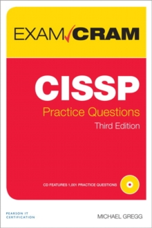 CISSP Practice Questions Exam Cram, Mixed media product Book