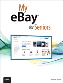 My eBay for Seniors, Paperback / softback Book