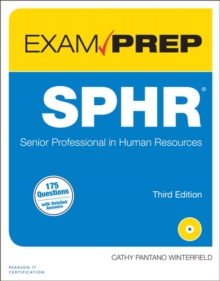 SPHR Exam Prep : Senior Professional in Human Resources, Mixed media product Book