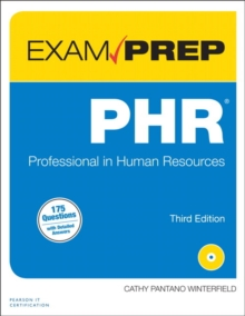 PHR Exam Prep : Professional in Human Resources, Mixed media product Book