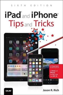 IPAD & IPHONE TIPS & TRICKS,  Book