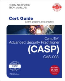 CompTIA Advanced Security Practitioner (CASP) CAS-003 Cert Guide, Mixed media product Book