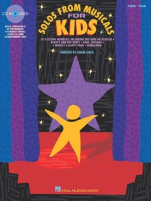 Solos From Musicals For Kids, Paperback / softback Book