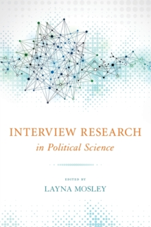 Interview Research in Political Science, Paperback / softback Book
