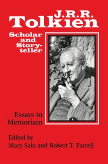 J. R. R. Tolkien, Scholar and Storyteller : Essays in Memoriam, Paperback / softback Book