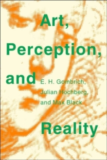 Art, Perception, and Reality, Paperback / softback Book