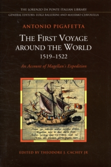 First Voyage Around the  World (1519-1522) : An Account of Magellan's Expedition, Hardback Book