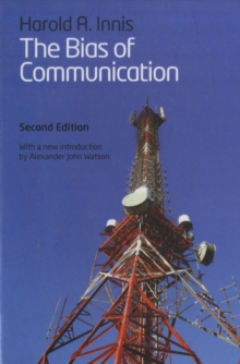 The Bias of Communication, Paperback / softback Book