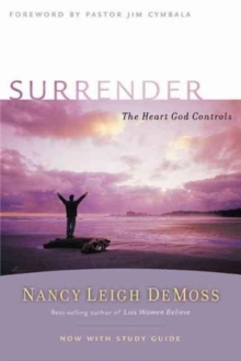 Surrender : The Heart God Controls, Paperback Book