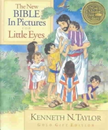 The New Bible in Pictures for Little Eyes, Hardback Book